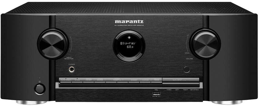 Marantz SR5015 front view