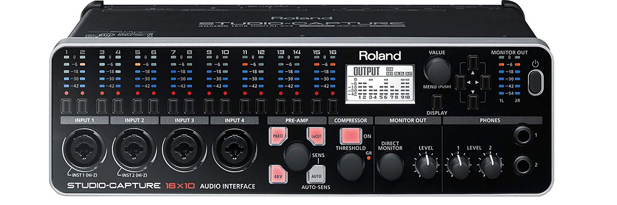Roland Audio Interface UA-1610