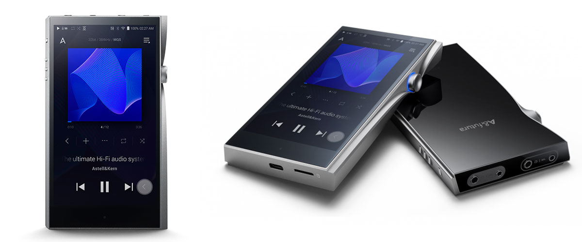 Astell&Kern A&Futura SE200 front view