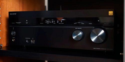 Best AV Receivers Under 500 dollars