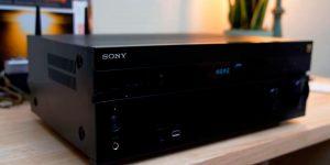 Best Sony Receiver