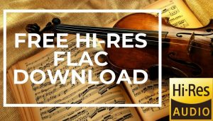 download hi-res music