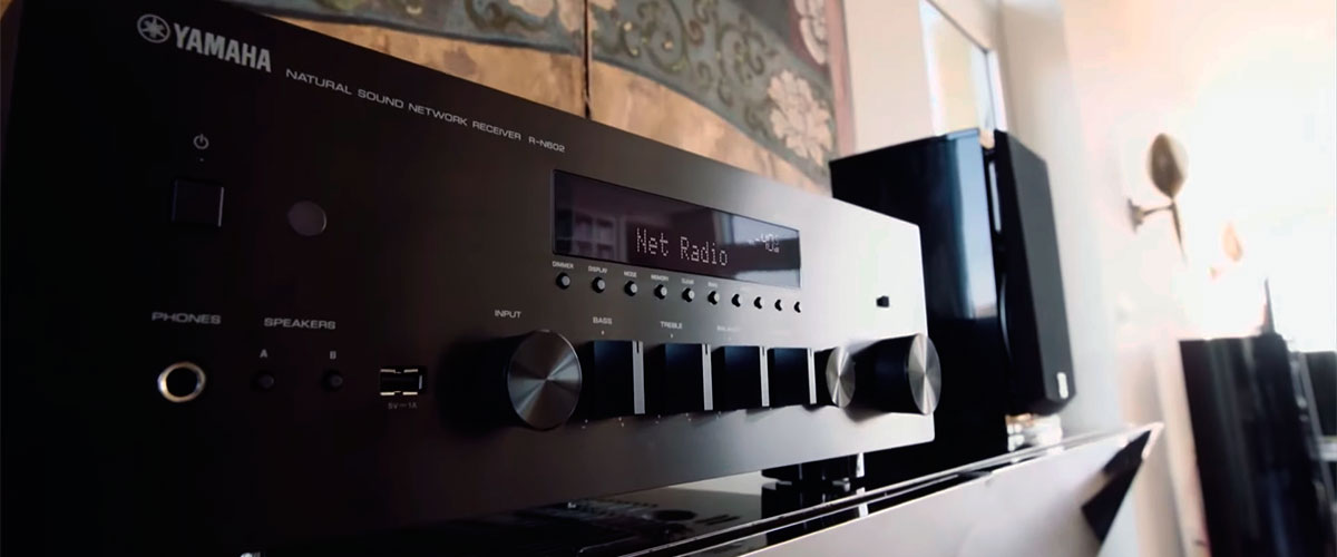 good 4k receiver for home theater