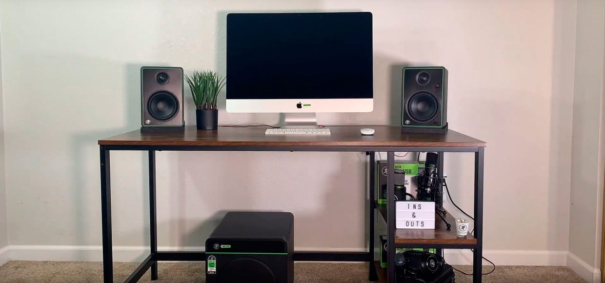 Connecting subwoofer to computer speakers