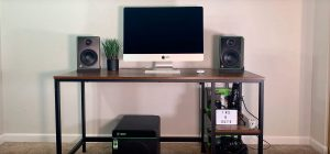 connecting sub to computer speakers
