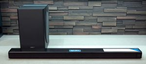 pairing Samsung soundbar and sub