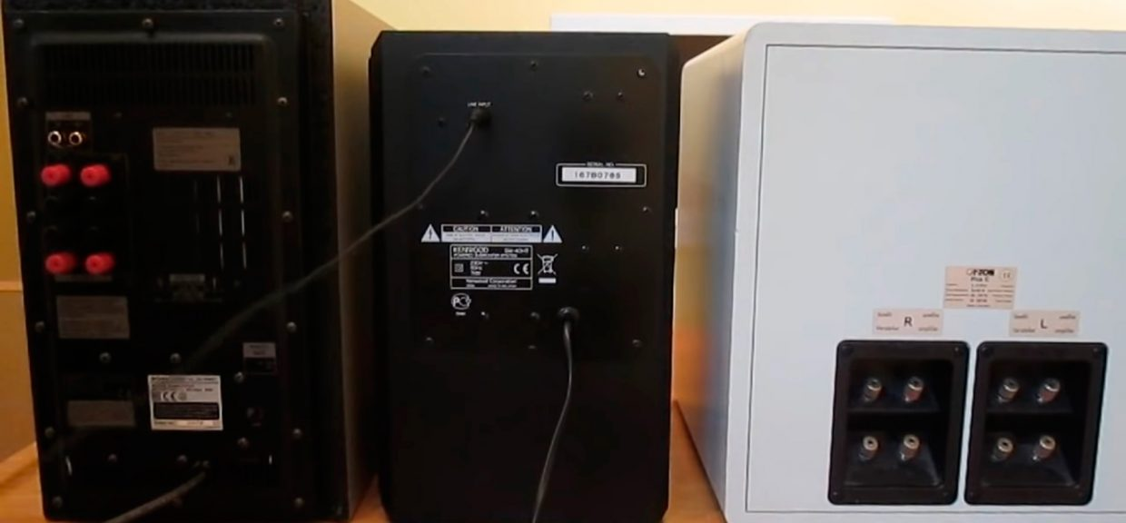 Convert passive subwoofer to active