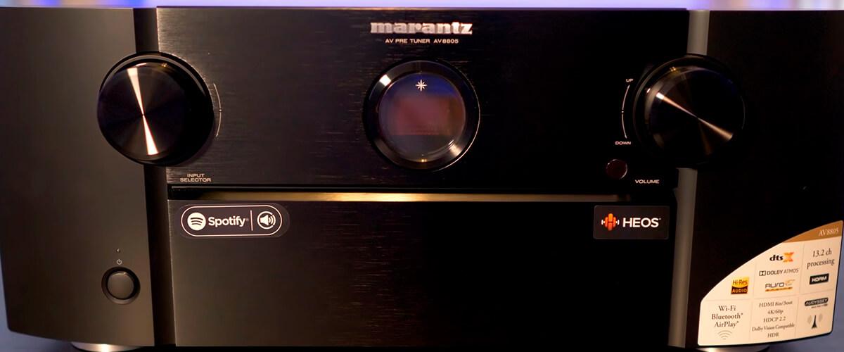 Marantz AV8805 photo