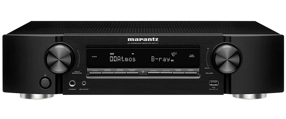 Marantz NR1711 front view