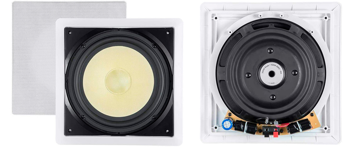 Best in-wall subwoofer