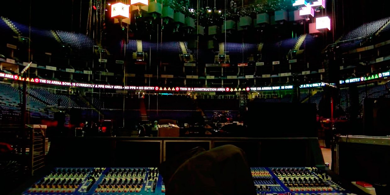 Top 5 most powerful concert audio systems