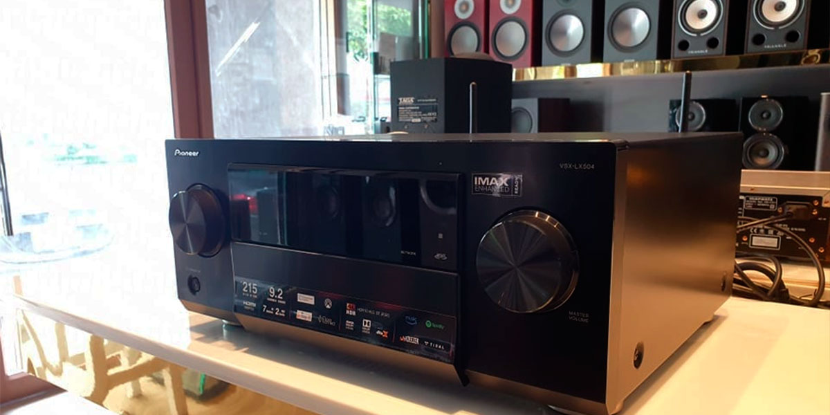 What to look for in a receiver